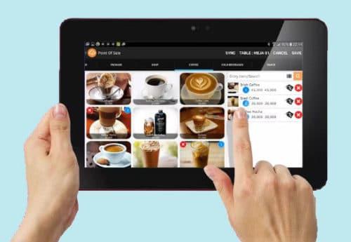 Aplikasi Kasir Online Omegasoft