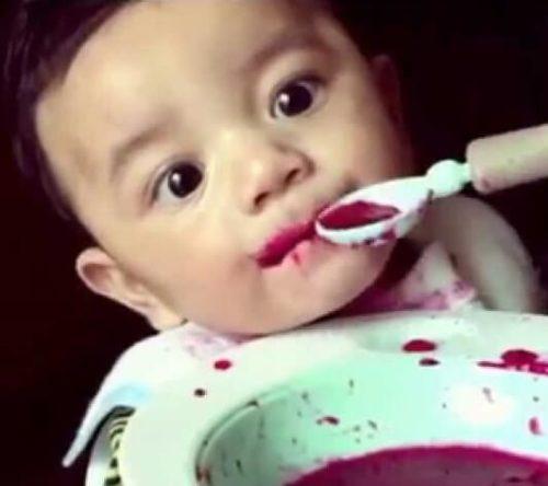Buah Naga untuk Bayi