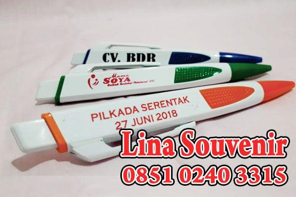 Souvenir Pulpen Promosi Surabaya