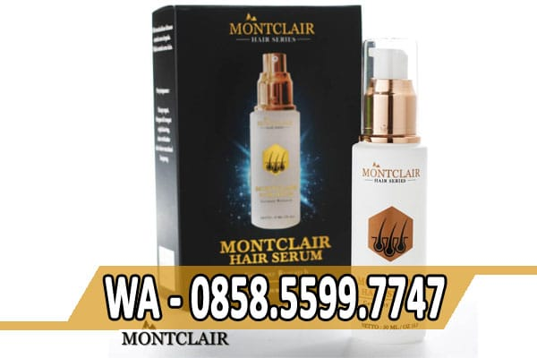 Montclair Hair Serum