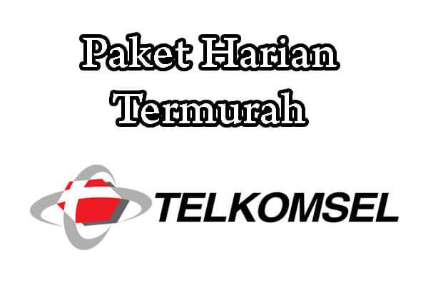 Paket Internet Harian Termurah Telkomsel