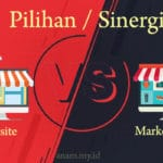 Jualan via Website vs Marketplace: Pilihan atau Sinergi?
