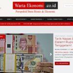 Temukan Berita Terbaru Seputar Ekonomi & Bisnis di WartaEkonomi.co.id