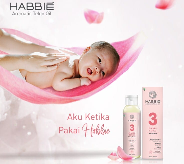 Baby Minyak Telon