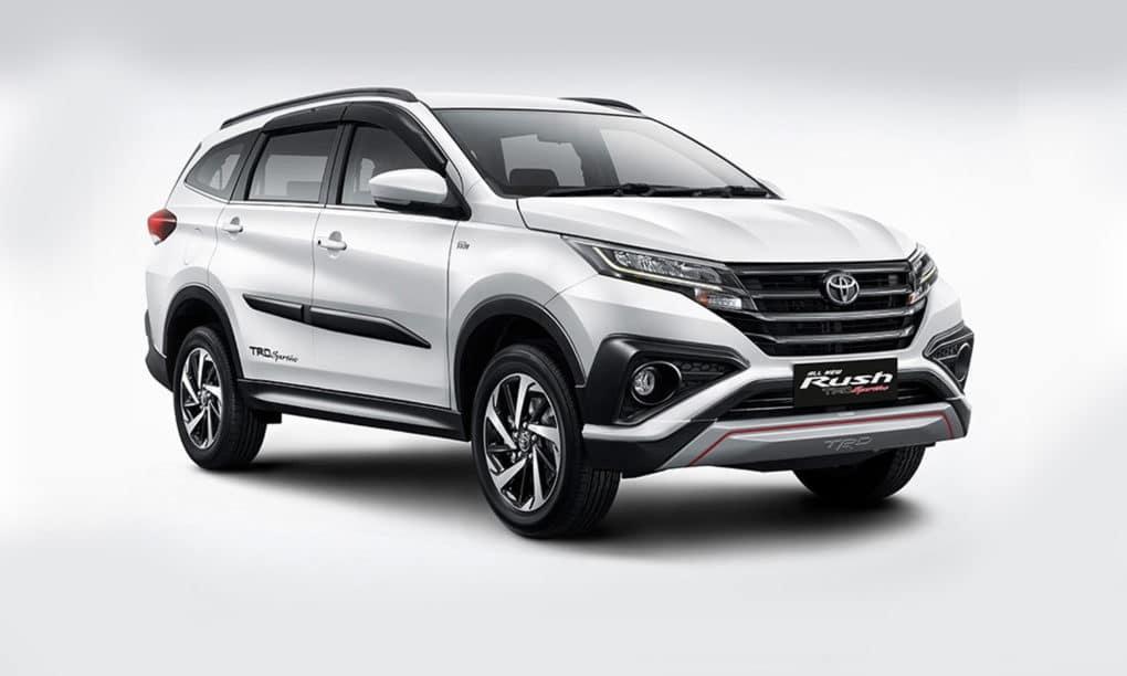 Mobil Toyota Terbaru - Toyota All New Rush