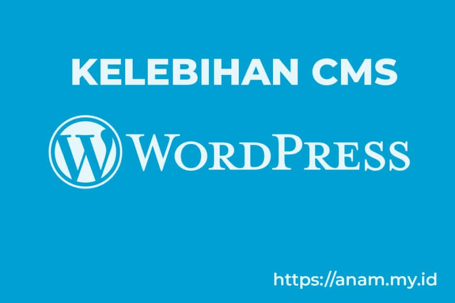 Kelebihan CMS Wordpress