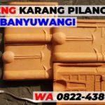 Genteng Karang Pilang Banyuwangi WA 0822-4380-1824