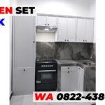 Jasa Kitchen Set Gresik WA 0822-4380-1824 Dopayu Furniture