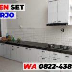 Jasa Kitchen Set Sidoarjo WA 0822-4380-1824 Dopayu Furniture