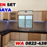 Jasa Kitchen Set Surabaya WA 0822-4380-1824 Dopayu Furniture